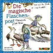 Cover-Bild zu Die magische Flaschenpost - Pikkofintes zweite Reise (Audio Download) von Bank, Jan von der