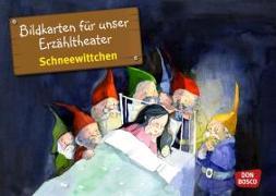 Cover-Bild zu Schneewittchen. Kamishibai Bildkartenset von Grimm, Brüder