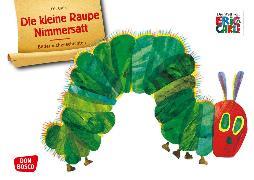 Cover-Bild zu Die kleine Raupe Nimmersatt. Kamishibai Bildkartenset von Carle, Eric