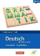 Cover-Bild zu Übungsgrammatik. Deutsch als Fremdsprache von Jin, Friederike