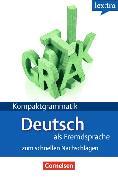 Cover-Bild zu Kompaktgrammatik Deutsch als Fremdsprache von Funk, Hermann