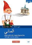 Cover-Bild zu Sprachkurs Plus A2 Anfänger. Deutsch. Lehrbuch mit kostenlosem MP3-Download von Heinrich, Eva