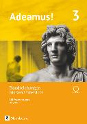 Cover-Bild zu Adeamus!, Ausgabe B - Latein als 1. Fremdsprache, Band 3, Handreichungen für den Unterricht, Mit CD-ROM und Kopiervorlagen