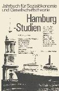 Cover-Bild zu Laatz, Wilfried: Hamburg-Studien (eBook)