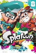Cover-Bild zu Sankichi Hinodeya: Splatoon, Vol. 8