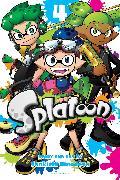 Cover-Bild zu Sankichi Hinodeya: Splatoon, Vol. 4