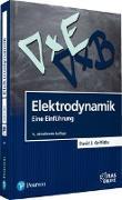Cover-Bild zu ELEKTRODYNAMIK von Griffiths, David J.