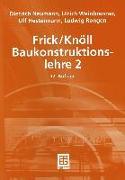 Cover-Bild zu Frick/Knöll Baukonstruktionslehre 2 (eBook) von Neumann, Dietrich