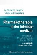 Cover-Bild zu Bäumel, Monika: Pharmakotherapie in der Intensivmedizin (eBook)