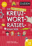 Cover-Bild zu Die superdicken Kreuzworträtselknacker - ab 8 Jahren Band 2 von Meyer, Kerstin