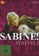 Cover-Bild zu Müller, Brigitte: Sabine!