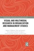 Cover-Bild zu Visual and Multimodal Research in Organization and Management Studies (eBook) von Höllerer, Markus A