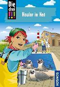 Cover-Bild zu Vogel, Maja von: Die drei !!!, 65, Heuler in Not (drei Ausrufezeichen) (eBook)
