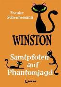 Cover-Bild zu Winston - Samtpfoten auf Phantomjagd