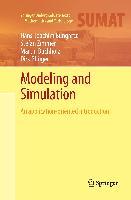 Cover-Bild zu Modeling and Simulation von Bungartz, Hans-Joachim