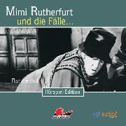 Cover-Bild zu Mimi Rutherfurt, Folge 15: Flammentod (Audio Download) von Butcher, Maureen