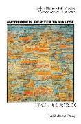 Cover-Bild zu Methoden der Textanalyse (eBook) von Titscher, Stefan