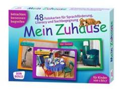Cover-Bild zu Lehner, Monika: Mein Zuhause