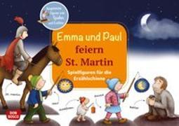 Cover-Bild zu Lehner, Monika: Emma und Paul feiern St. Martin