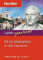 Cover-Bild zu Latein ganz leicht - Fit im Übersetzen