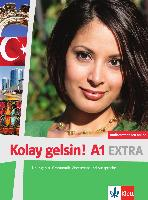 Cover-Bild zu Kolay gelsin! Türkisch für Anfänger. Übungen zu Grammatik, Wortschatz und Aussprache A1