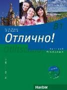 Cover-Bild zu Otlitschno! B1. Kurs- und Arbeitsbuch mit Audio-CD