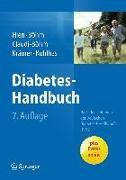 Cover-Bild zu Diabetes-Handbuch von Hien, Peter