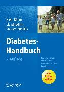 Cover-Bild zu Diabetes-Handbuch (eBook) von Böhm, Bernhard