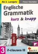 Cover-Bild zu Englische Grammatik kurz & knapp / Band 3 (eBook) von Thierfelder, Prisca