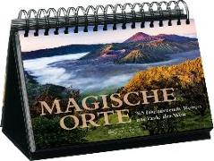 Cover-Bild zu Tischaufsteller - Magische Orte