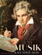 Cover-Bild zu Der Musik Kalender 2020