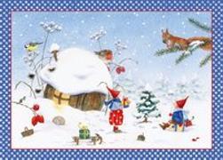 Cover-Bild zu Adventskalender >>Pippa und Pelle<<