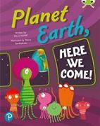 Cover-Bild zu McNiff, Dawn: Bug Club Shared Reading: Planet Earth, Here We Come! (Reception)
