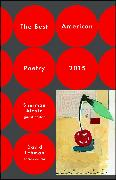 Cover-Bild zu The Best American Poetry 2015 von Lehman, David