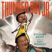 Cover-Bild zu Thunder Boy Jr von Alexie, Sherman