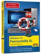 Cover-Bild zu Windows 10 Pannenhilfe XL - Das große Praxisbuch - Probleme erkennen, Lösungen finden, Fehler beheben