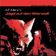 Cover-Bild zu Dreamland Grusel, Folge 2: Jagd auf den Werwolf (Audio Download) von Morland, A. F.