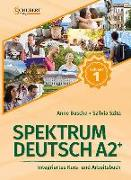 Cover-Bild zu Spektrum Deutsch A2+: Teilband 1 von Buscha, Anne