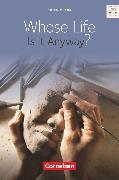 Cover-Bild zu Cornelsen Senior English Library, Literatur, Ab 11. Schuljahr, Whose Life Is It Anyway?, Textband mit Annotationen und Zusatztexten
