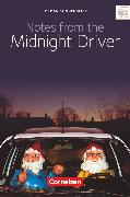 Cover-Bild zu Cornelsen Senior English Library, Literatur, Ab 10. Schuljahr, Notes from the Midnight Driver, Textband mit Annotationen und Zusatztexten von Sonnenblick, Jordan