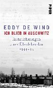 Cover-Bild zu Ich blieb in Auschwitz