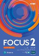 Cover-Bild zu Focus BrE 2nd Level 2 Student's Book w/ digital activities and resources von Kay, Sue