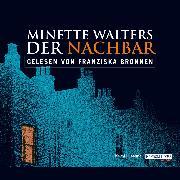 Cover-Bild zu Walters, Minette: Der Nachbar (Audio Download)