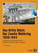 Cover-Bild zu Das Dritte Reich: Der Zweite Weltkrieg 1939-1945 (eBook) von Meyer, Rudolf