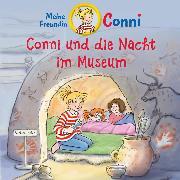 Cover-Bild zu Conni und die Nacht im Museum (Audio Download) von Boehme, Julia