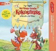 Cover-Bild zu Alles klar! Der kleine Drache Kokosnuss erforscht die Ritter