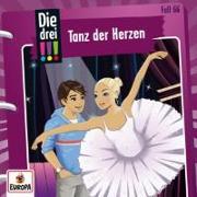 Cover-Bild zu Die drei !!! 66: Tanz der Herzen