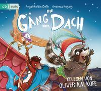 Cover-Bild zu Hüging, Andreas: Die Gäng vom Dach