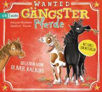 Cover-Bild zu Hüging, Andreas: Gängster-Pferde