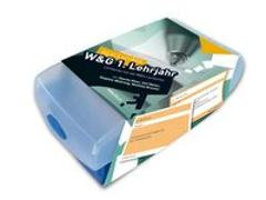 Cover-Bild zu Lernboxen / Lernbox W&G 1. Lehrjahr von Brunner, Matthias